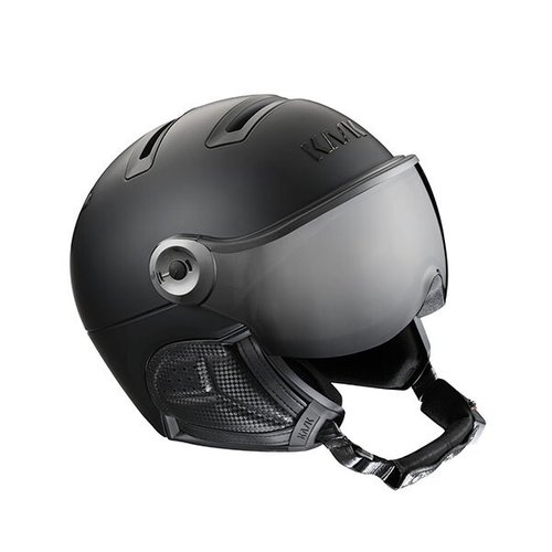 Шлемы KASK ( SHE00061 ) SHADOW PHOTO 2021 black 56 (8057099148603) 1
