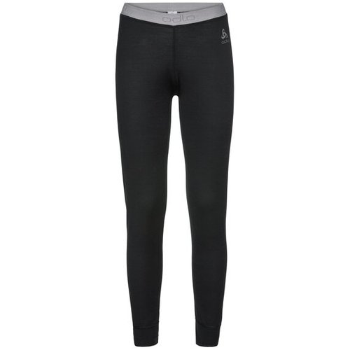 Термоштаны ODLO ( 110831 ) SUW Bottom Pant NATURAL 100% MERINO WARM 2020 black-15000 M (7613361356391) 1