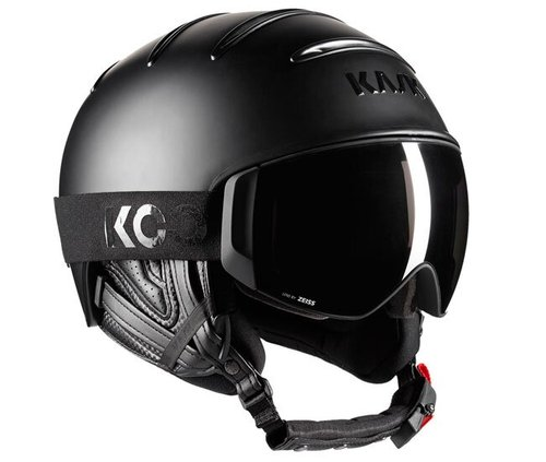 Шлемы KASK ( SHE00040 ) COMBO SHADOW 2019 black 55 (8057099068574) 1