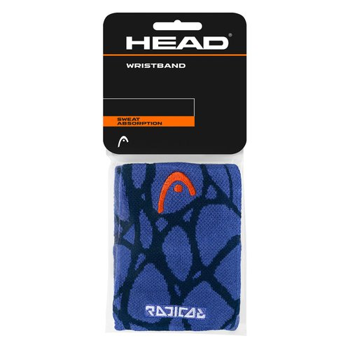 Напульсник HEAD ( 285118 ) Radical Wristband 5'' 2019 NVBL (726424570782) 1