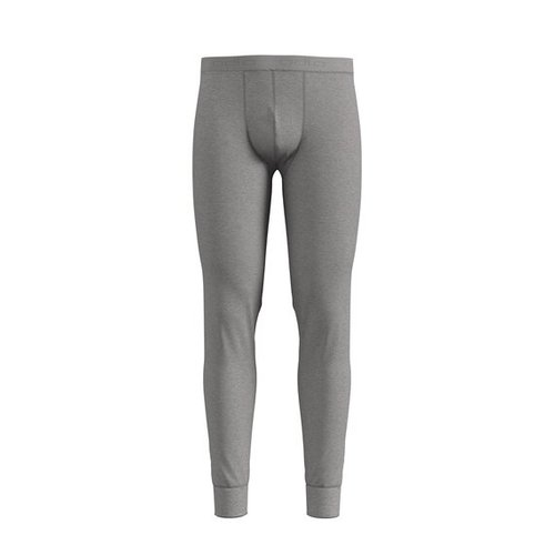 Термоштаны ODLO ( 110662 ) Bottom long NATURAL + LIGHT 2019 L grey melange-15700 (7613361463099) 1