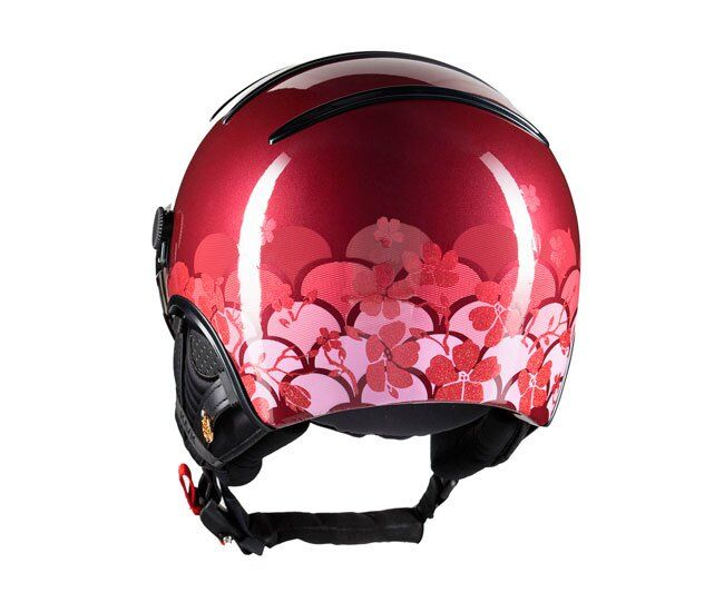 Шлемы KASK ( SHE00049 ) LIFESTYLE LADY JAPANESE FLOWER 2019 black 57 (8057099106559) 4