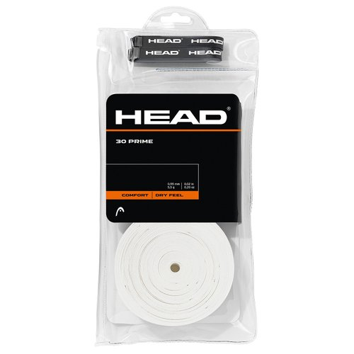 Овергрип HEAD ( 285495 ) Prime 30 pcs Pack 2019 WH (726424264759) 1