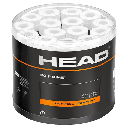 Овергрип HEAD ( 285505 ) Prime 60 pcs Box 2019 WH (726424264766) 1