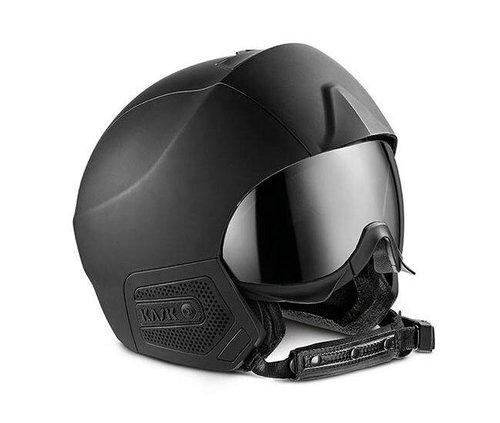 Шлемы KASK ( SHE00054 ) STEALTH AUDIO 2019 Black Matt 58 (8057099110334) 1