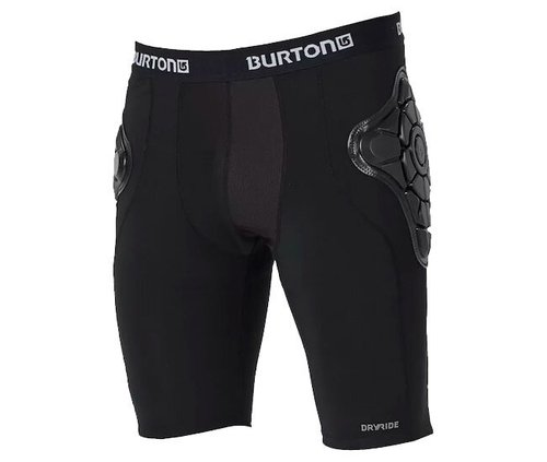 Защитные шорты BURTON ( 102881 ) MB TOTAL IMP SHORT 2021 TRUE BLACK XL (9009519776018) 1