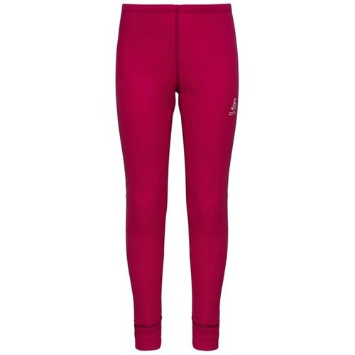 Термоштаны ODLO ( 10419 ) BL Bottom long ACTIVE WARM KIDS 2020 cerise-30174 116 (7613361491979) 1
