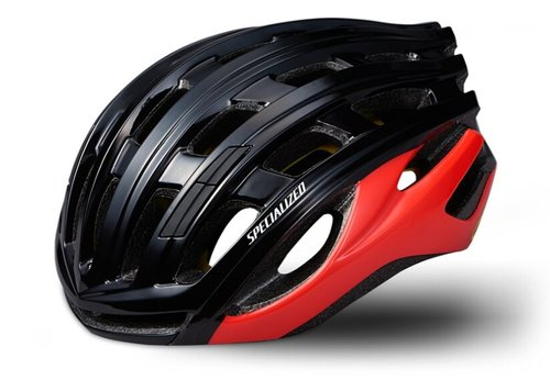 Велошлемы Specialized BLK/RKTRED