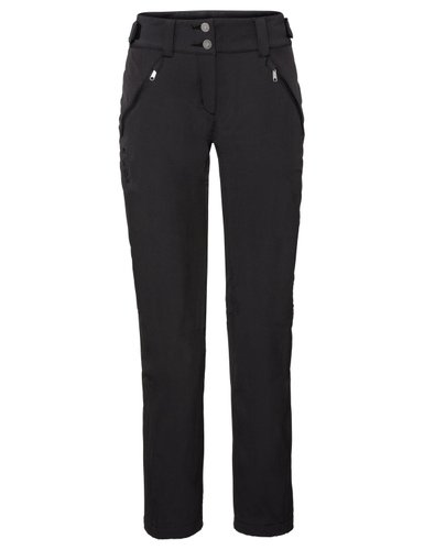 Штаны для туризма VAUDE ( 41114 ) Women's Skomer Winter Pants 2020, 010 black, 34