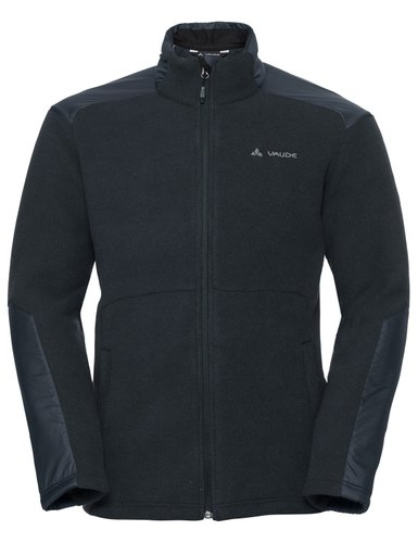 Флис для туризма VAUDE ( 41131 ) Men's Torridon Jacket III 2019, 678 phantom black