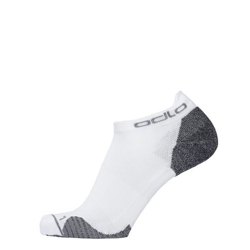 Носки беговые ODLO ( 763760 ) Socks low CERAMICOOL LOW 2019, white-10000, 36-38