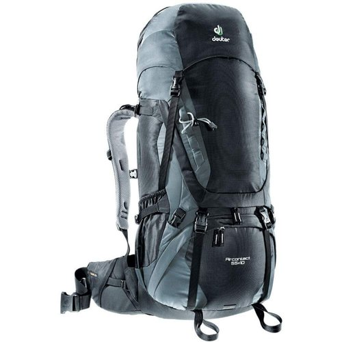 Рюкзаки Deuter 7490 black-titan