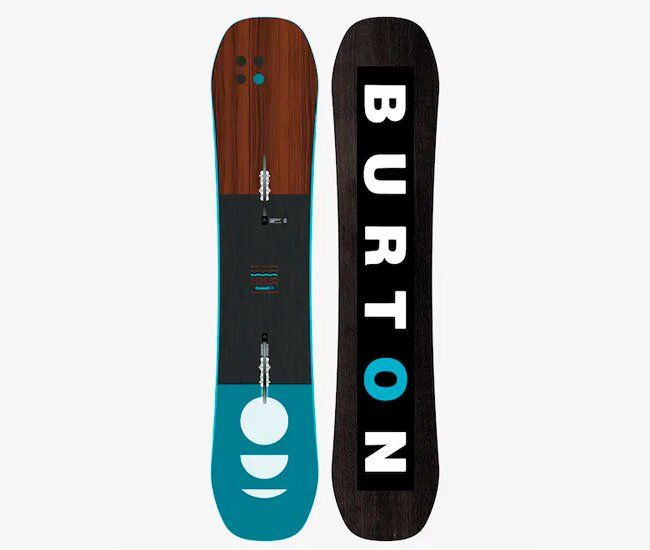 Сноуборд BURTON (20195100000) CUSTOM SMALLS 2019
