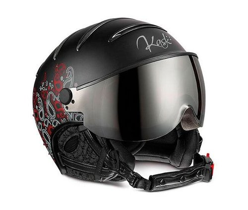 Шлемы KASK ( SHE00050 ) ELITE LADY CACHEMIRE 2019 black 55 (8057099107051) 1