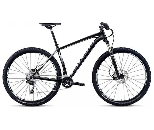 Велосипеды Specialized BLK/WHT
