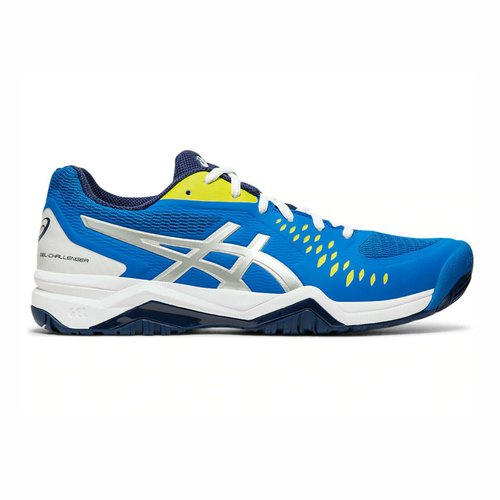 Кроссовки для тенниса Asics ( 1041A045 ) GEL-CHALLENGER 12 2019/2020 400 ELECTRIC BLUE/SILVER 44 (4550214944790) 1