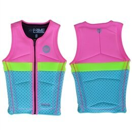 купить Жилет JETPILOT PRIME YOUTH COMP VEST blue_yellow 1