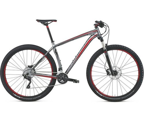 Велосипеды Specialized Sil/Blk/Red