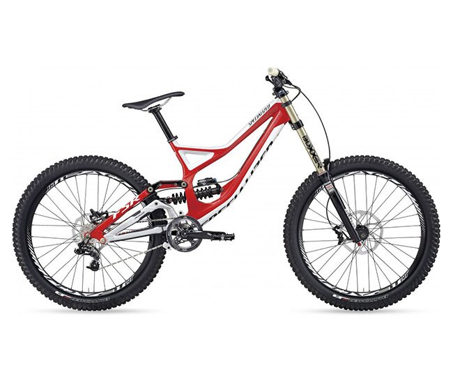 Велосипеды Specialized RED/WHT