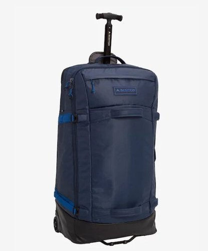 Сумка на колесах BURTON ( 213411 ) MULTIPATH CARRY-ON 2020, DRESS BLUE COATED