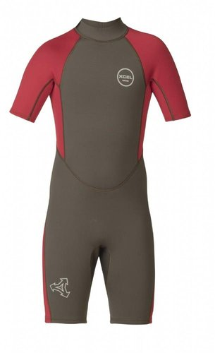 купить Гидрокостюм XCEL YOUTH AXIS 2MM S/S SPRINGSUIT jbg KN210AX8 1